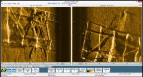 Side Scan Sonar bridge