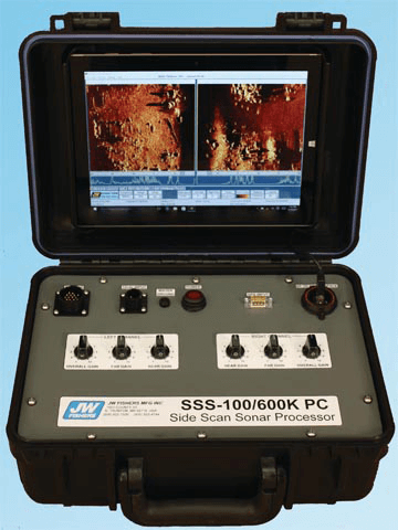Side Scan Sonar Processor