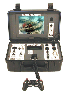 SeaOtter 2 control box